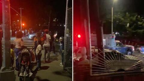 Tiroteo en Claremont Park, Bronx, deja un muerto y tres heridos, entre ellos un niño de 11 años.